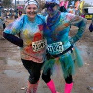 A soggy, colorful mess! The Color Run – Phoenix
