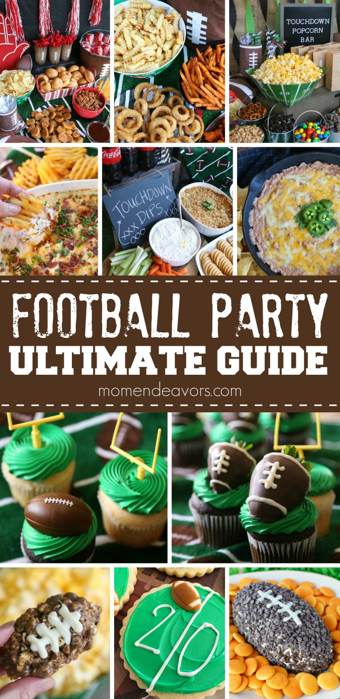 Ultimate Football Party Guide