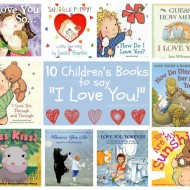 "Children's Books to say ""I love you!"""