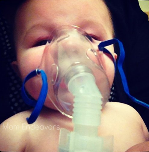 Baby Breathing Treatment