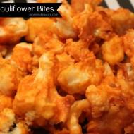 Baked Gluten-Free Buffalo Cauliflower Bites