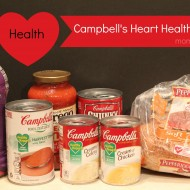Be Heart Healthy & Win a $50K Kitchen Makeover from Campbell's #AddressYourHeart