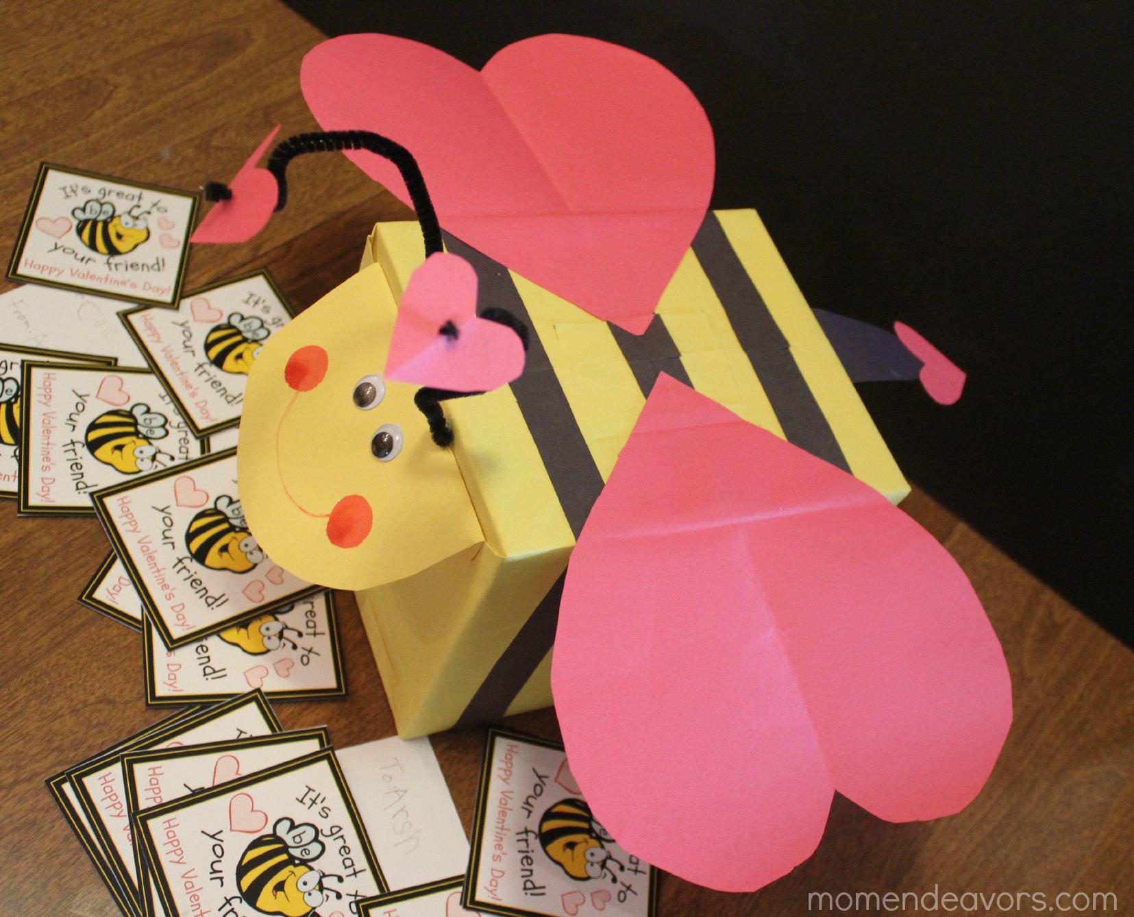 Creative Valentines Mailbox