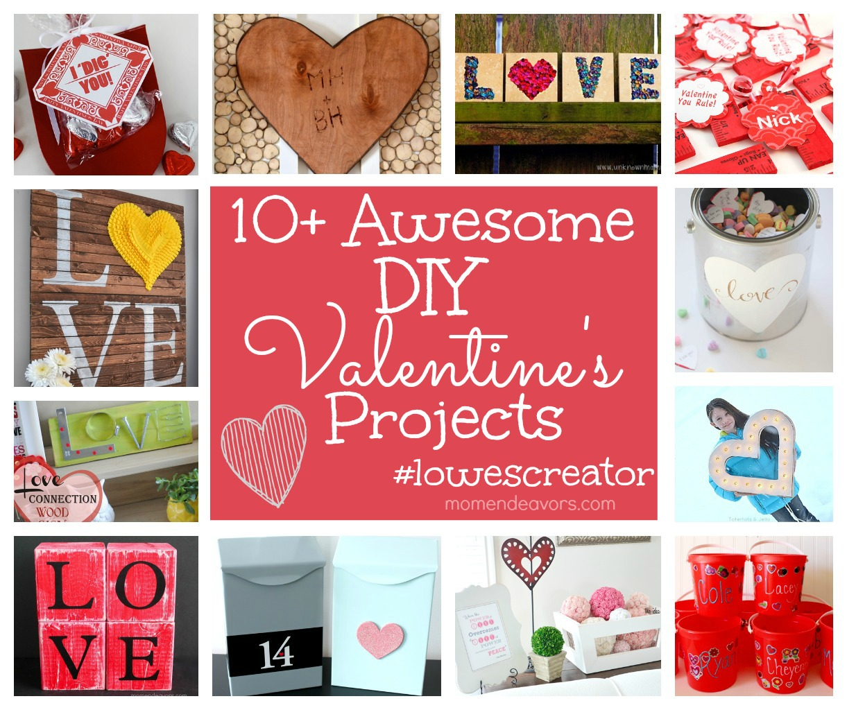 Diy Valentine S Projects Lowescreator
