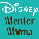 Disney Mentor Moms Button
