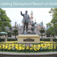 Tips for doing Disneyland on limited time! {Travel Tuesday}