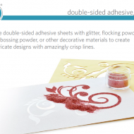Silhouette Double-Sided Adhesive Starter Kit Promotion & Giveaway!