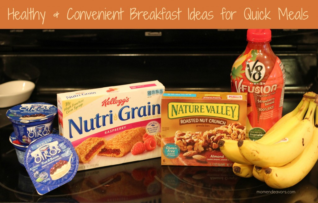 Healthy Breakfast Ideas #BreakfastSavings