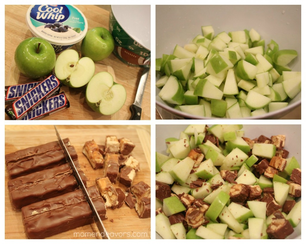 Snickers Apple Salad