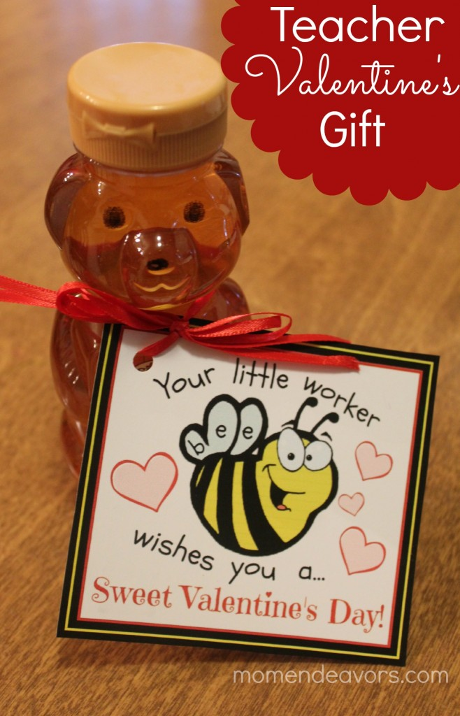 Teacher Valentine's Gift