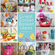 Great Easter Basket Ideas!