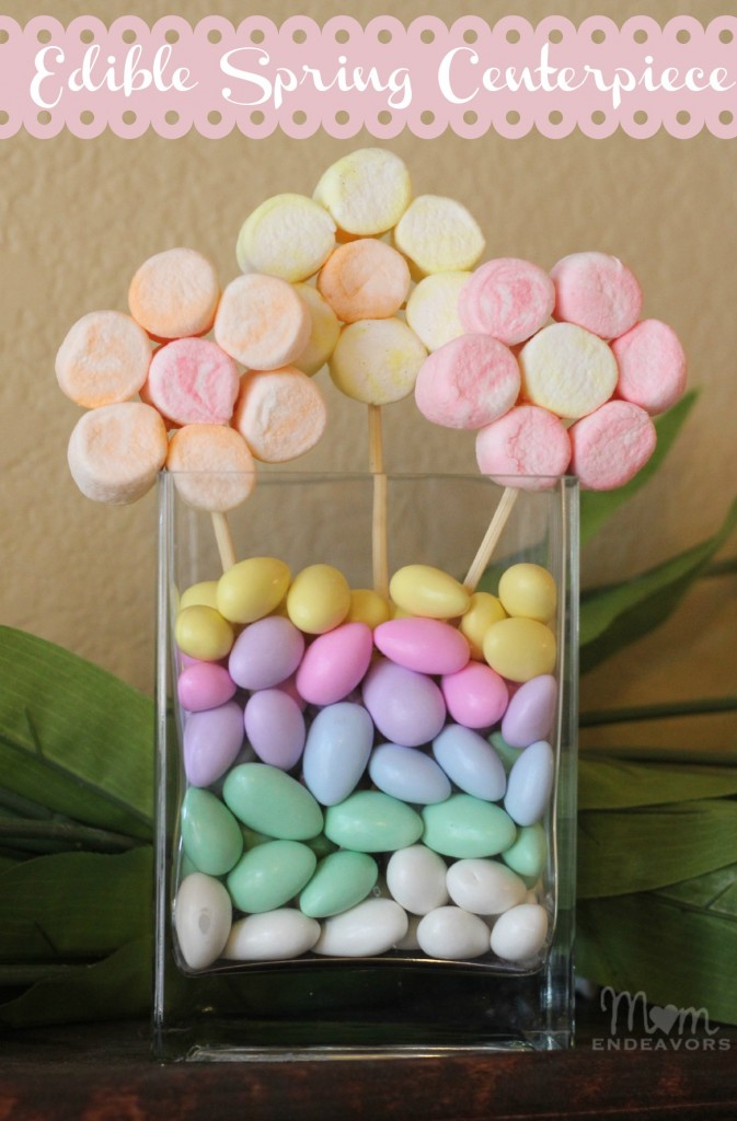 Edible Spring Centerpiece