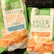 Green Giant has a Giant Surprise: New Veggie Chips!!