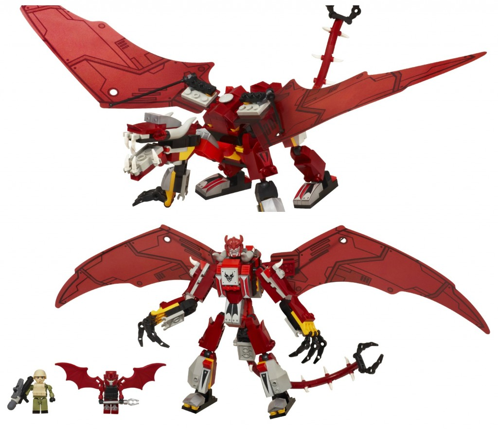 KRE-O Transformers Ripclaw