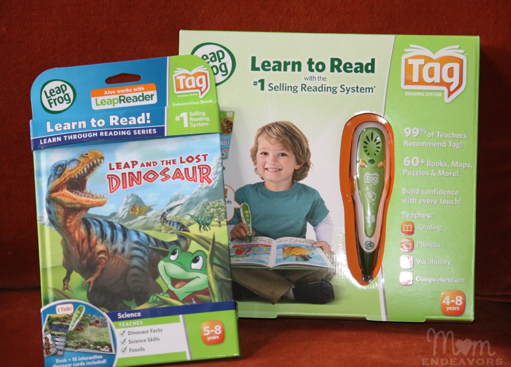 LeapFrog Tag Reader