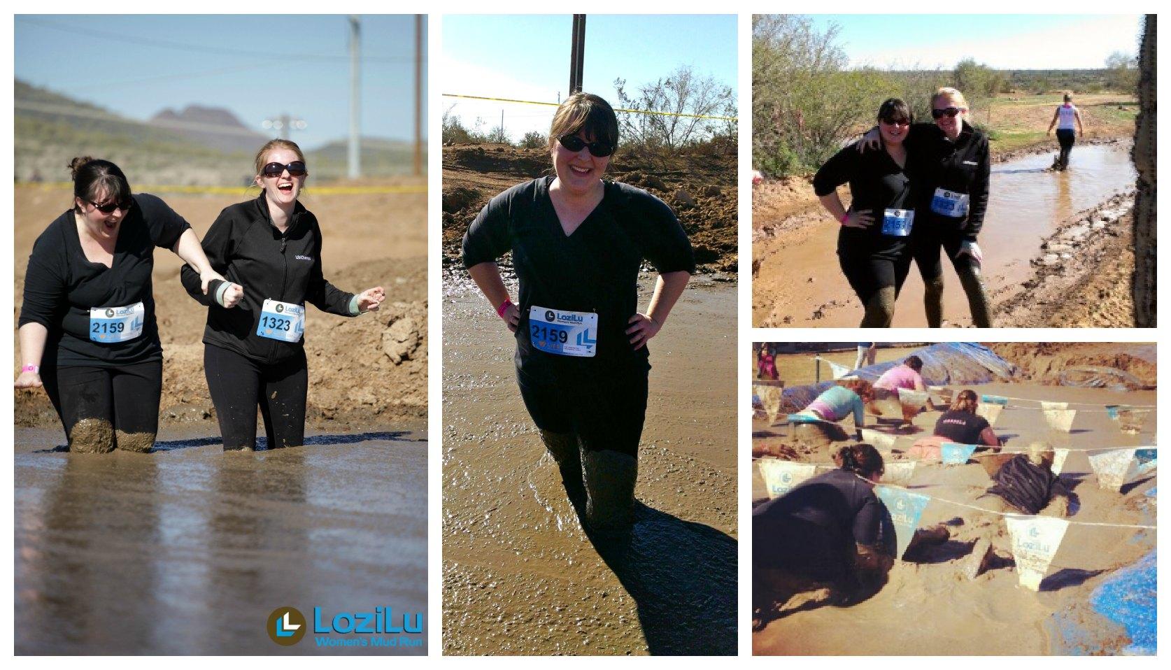 Lozilu Mud Obstacles