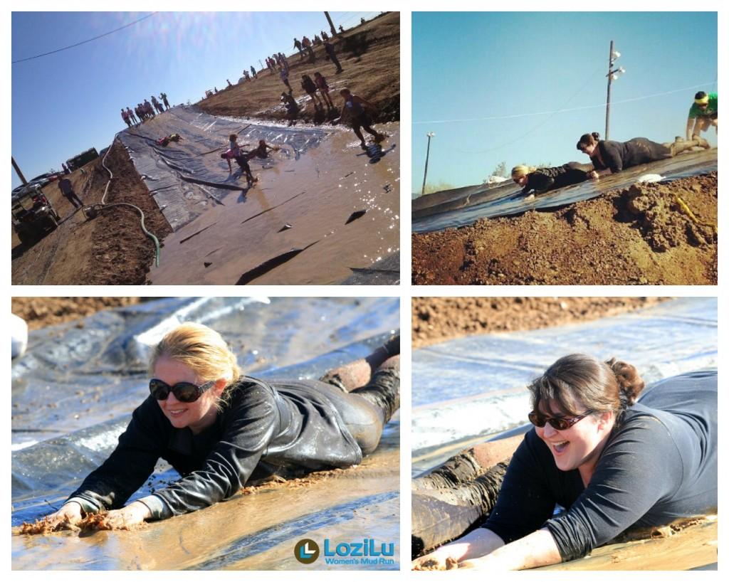 Lozilu Mud Slipnslide