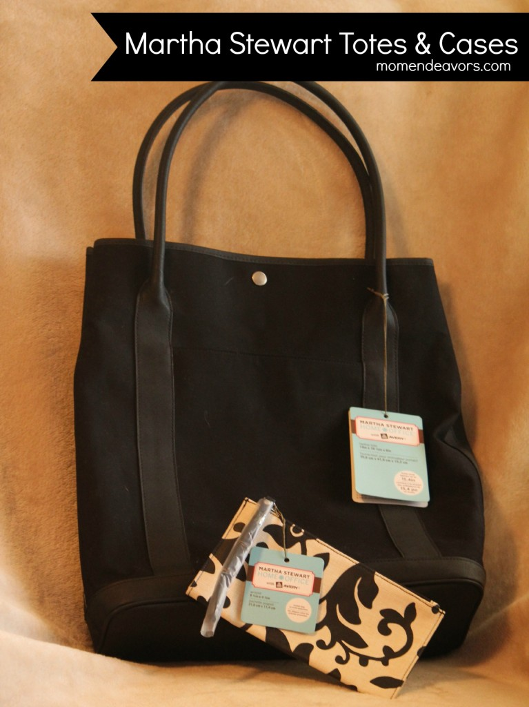 Martha Stewart Large Laptop Tote