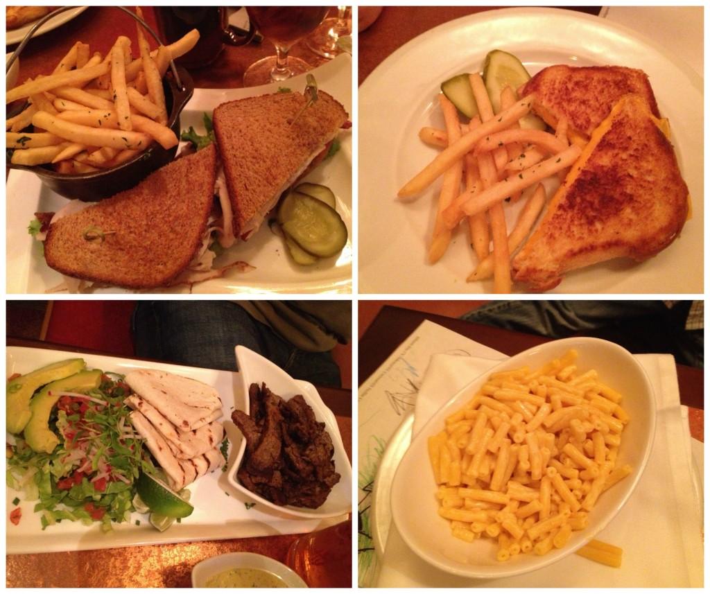 Nellie Cashman's Westin Food