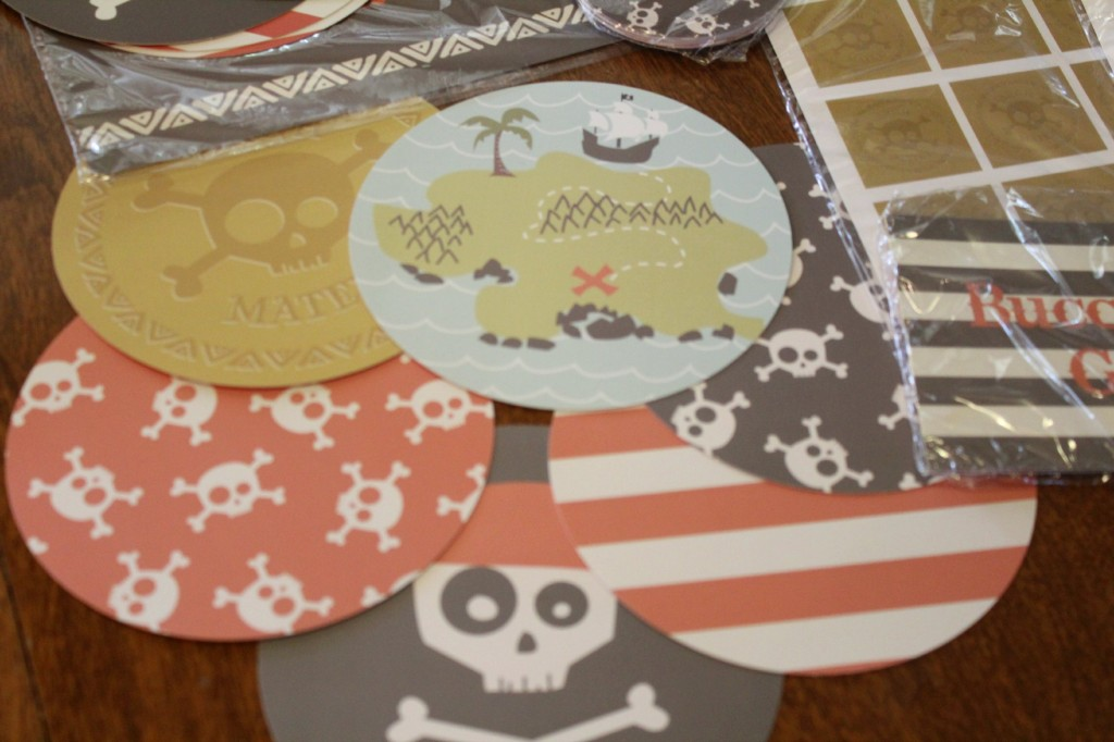 Pirate party products