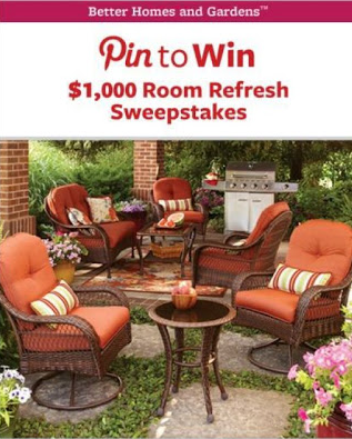 BHG Pin It to Win It!