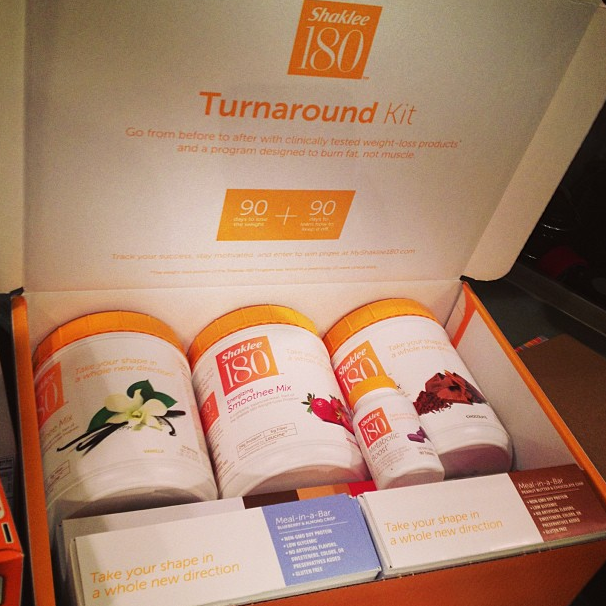 Shaklee 180 Turnaround Kit