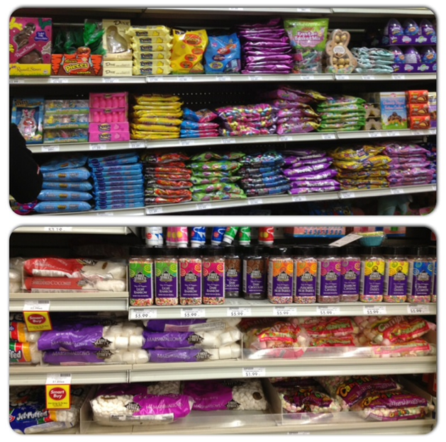 Smart and Final Candy Supplies
