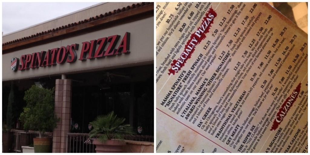 Spinato's Pizzeria