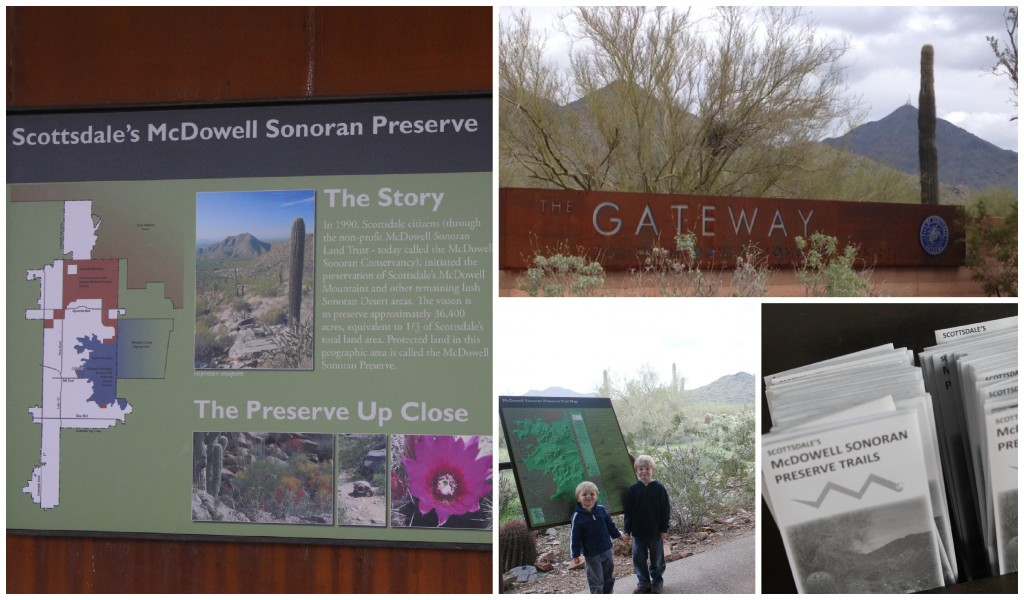 The Gateway Trailhead