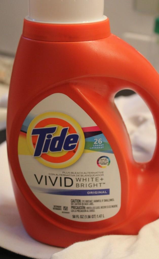 Tide Vivid White