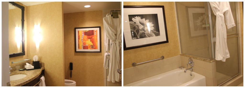 Westin Kierlan Room Bathroom