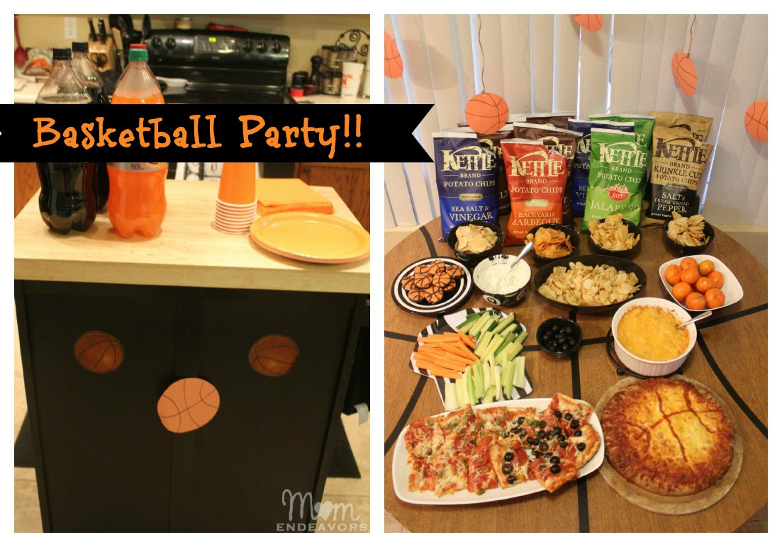 Basketball Party1