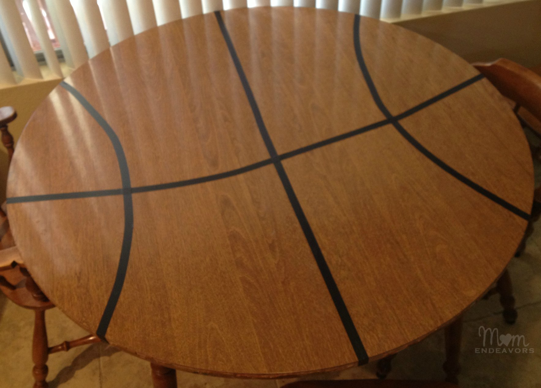 Easy Kitchen Table Design