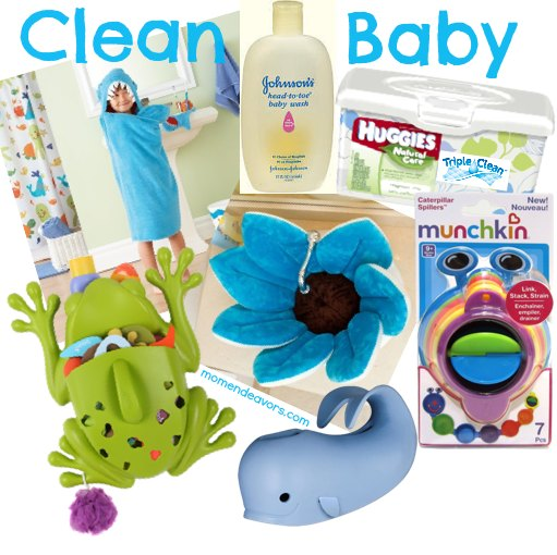 Clean Baby Products