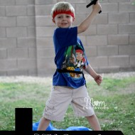 Disney-Inspired Kids Craft: DIY Swords
