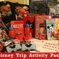 Make a Special Disney Trip Activity Pack for the Kids! {Travel Tuesday}