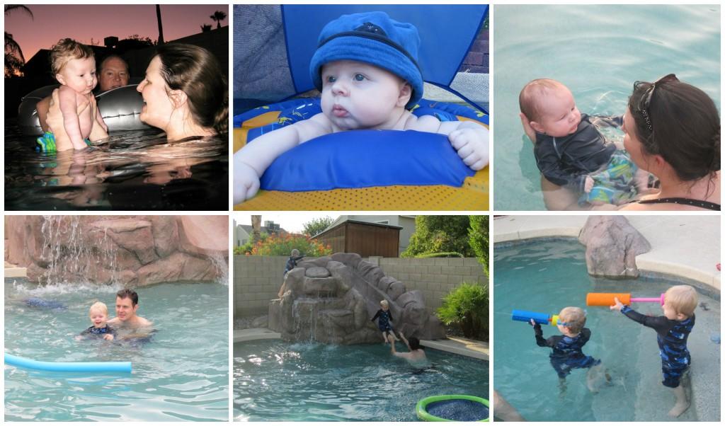 FamilySwimming