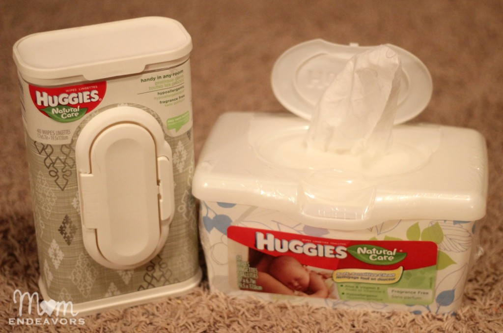 Huggies Natural Care Wipes #HuggiesTester