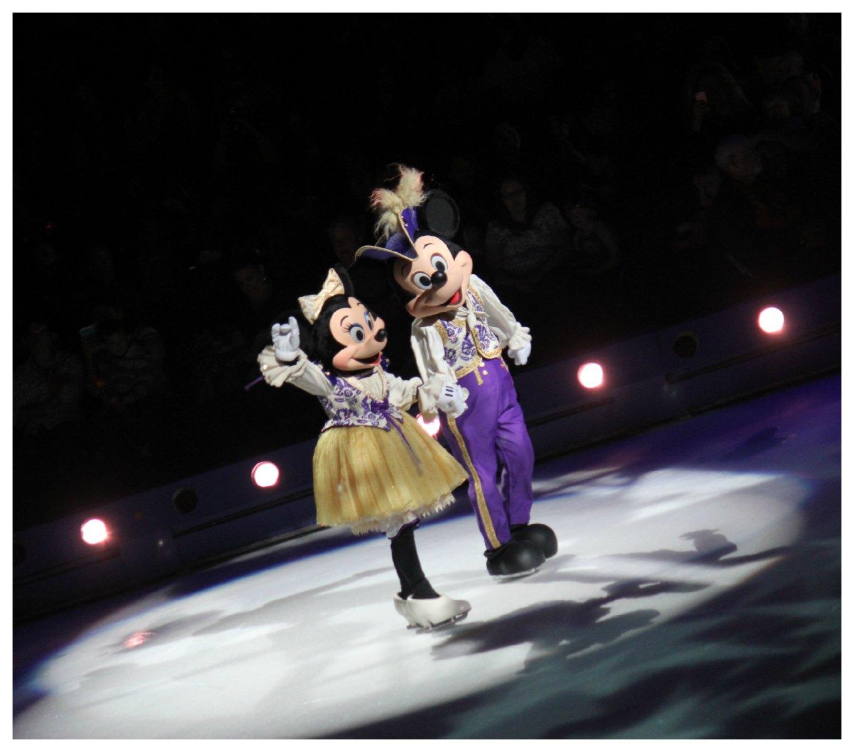 Mickey & Minnie on Ice