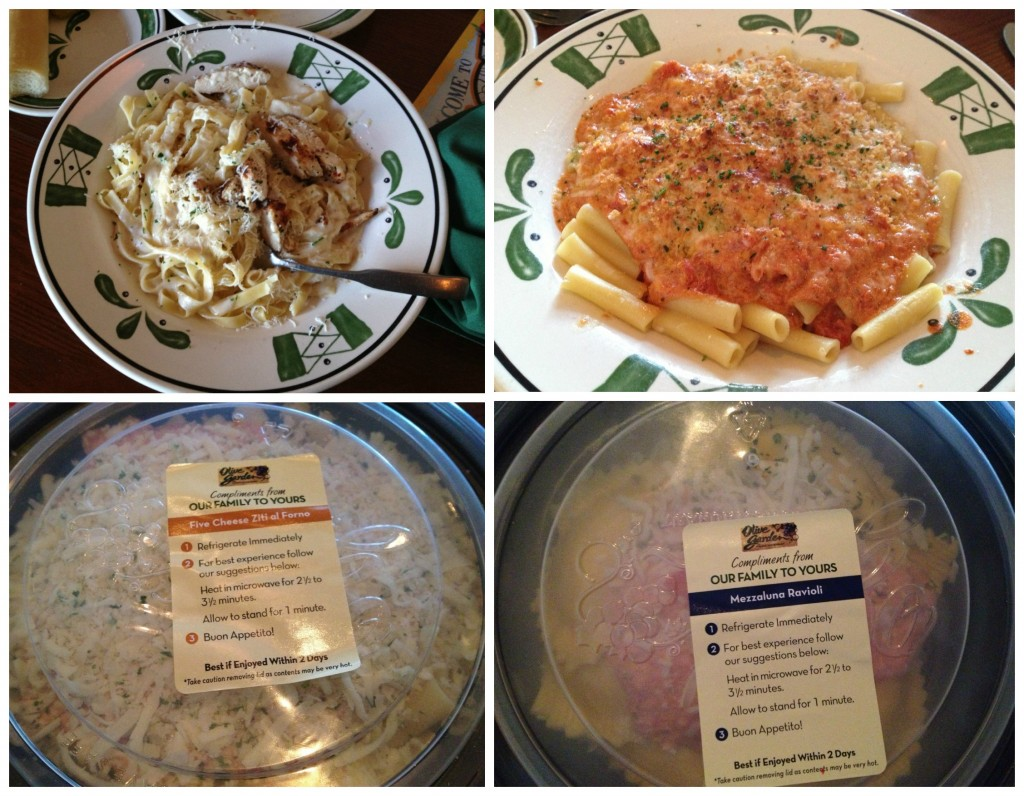 Family Dinners With Olive Garden S Buy One Take One Deal 75 Gift Card Giveaway
