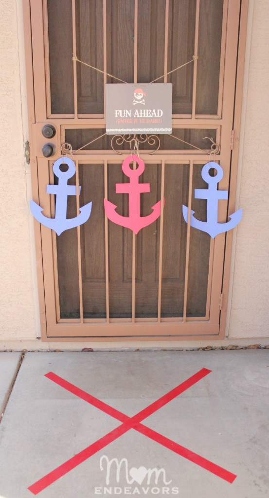 Pirate Party - Front Door