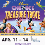 Disney on Ice Presents Treasure Trove – Phoenix Ticket Discount Code!!