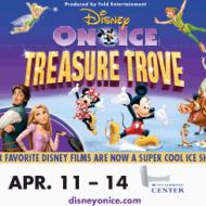 Disney on Ice Presents Treasure Trove – Phoenix Ticket Discount Code!!