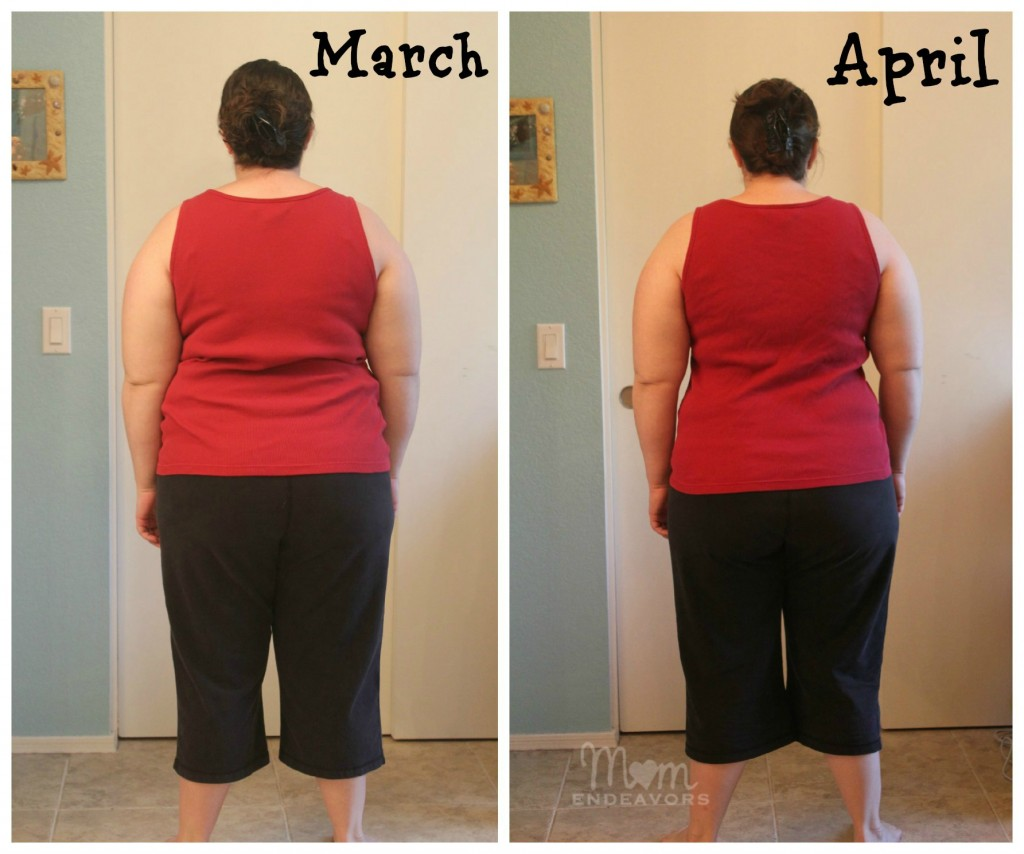 Shaklee180Month1Back
