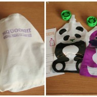 Squooshi Reusable Food Pouches Giveaway! {Travel Tuesday}