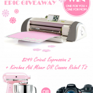 EPIC Mother's Day Giveway!…Seriously HUGE!!