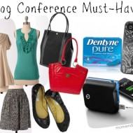 Blog Conference Must Haves! – #BBCPhx, #DisneySMMoms, and more!