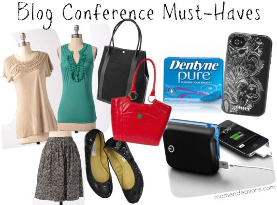 Blog Conference Must-Haves