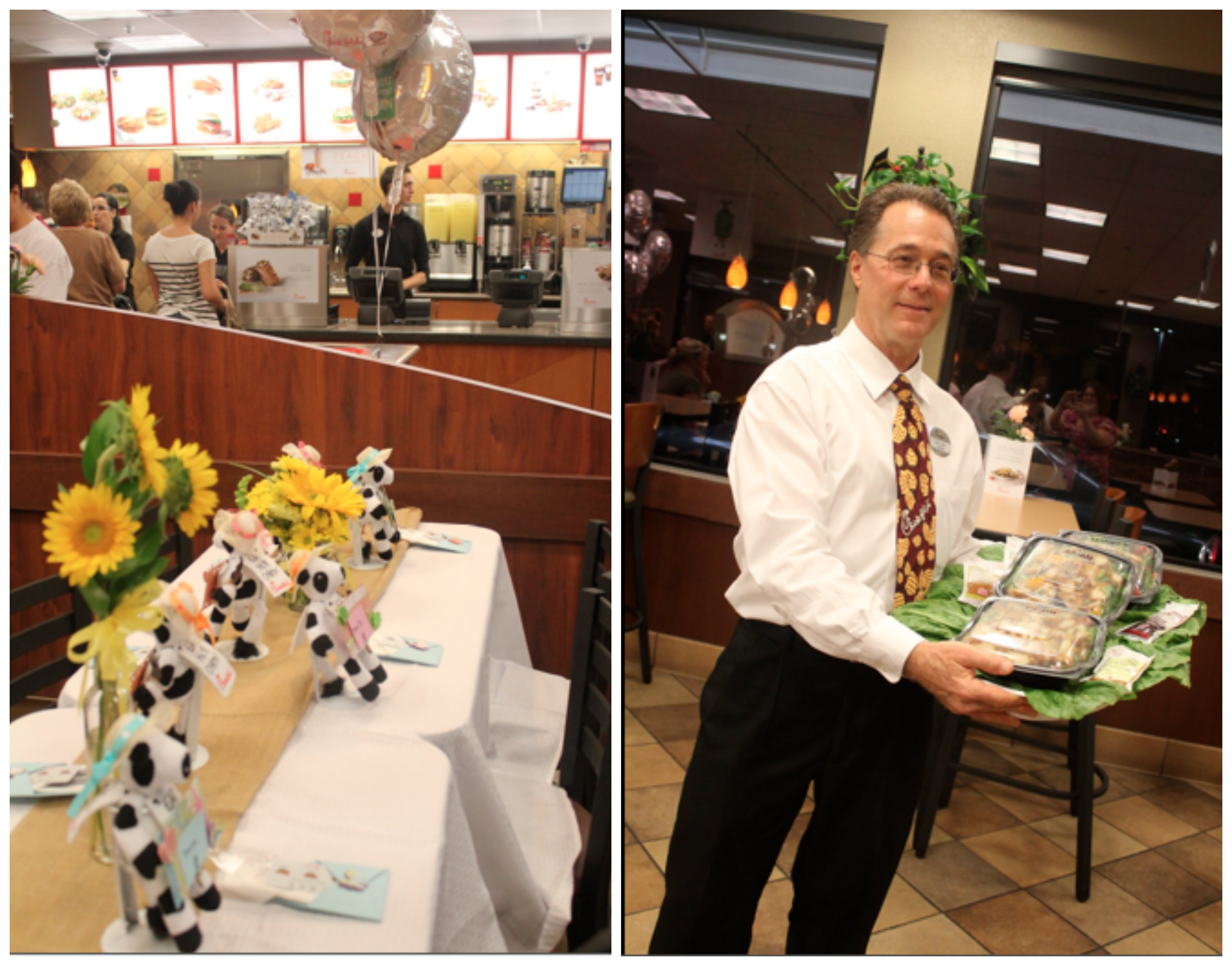 Chick-fil-A #FreshMade Party