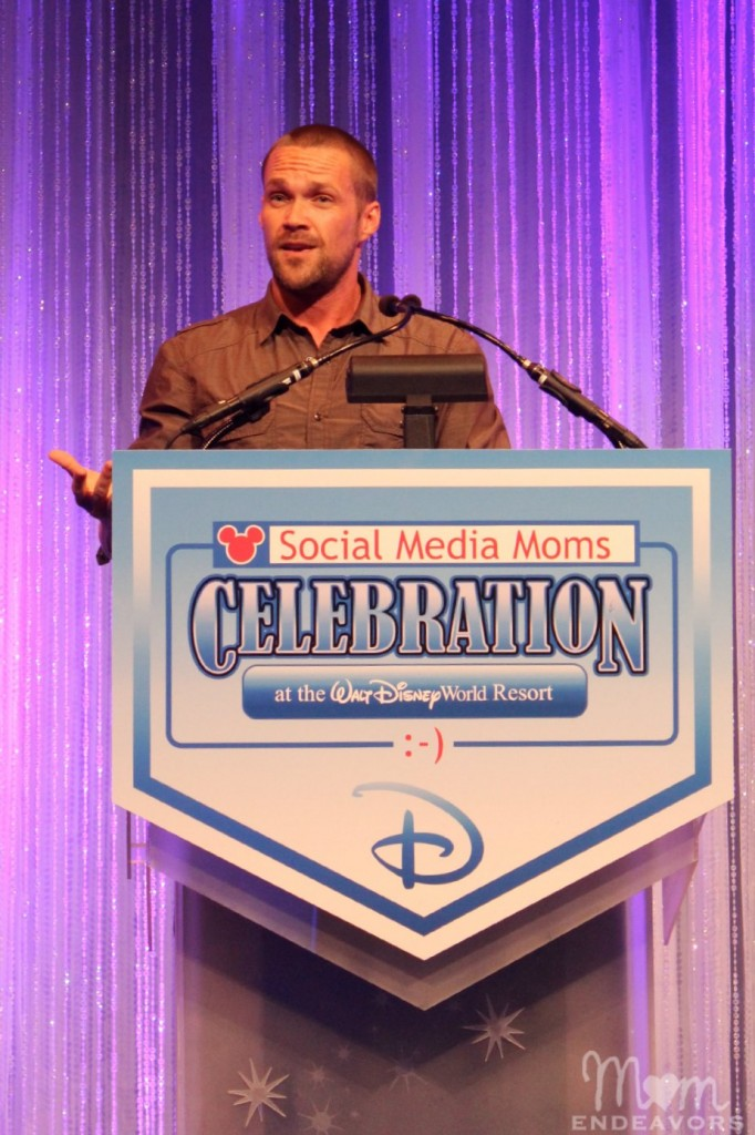 Chris Powell #DisneySMMoms